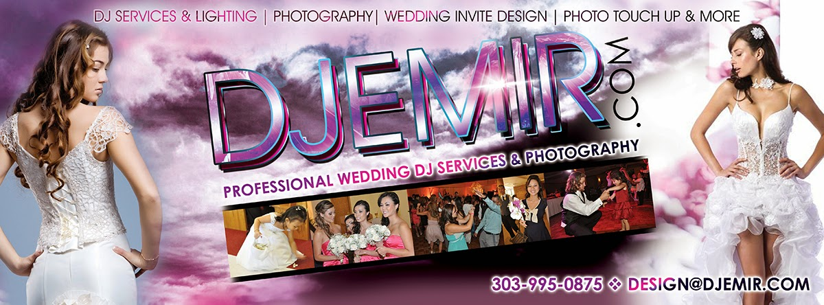 Denver Colorado's Elite Wedding DJ and Photography Services