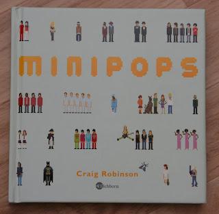 Buch Minipops Craig Robinson
