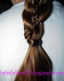 Ways To Make A Four Strand Braid From 1 2 Or 4 Pieces | Personal