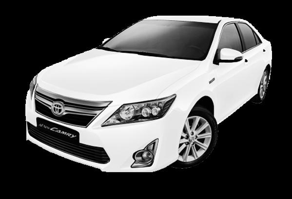Toyota Camry Mobil Hybrid Terbaik di Indonesia