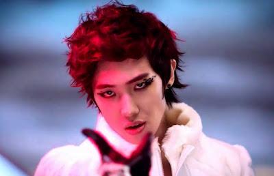 MBLAQ Joon stay eyeliner handsome