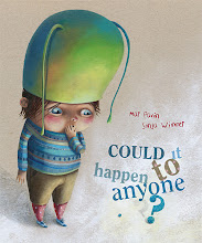 """Could it happen to anyone?"" Cuento de Luz 2011  English, Spanish, Cataln"
