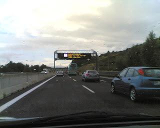 Esodo Estivo 2012 Cantieri Autostrada A24 Roma Teramo