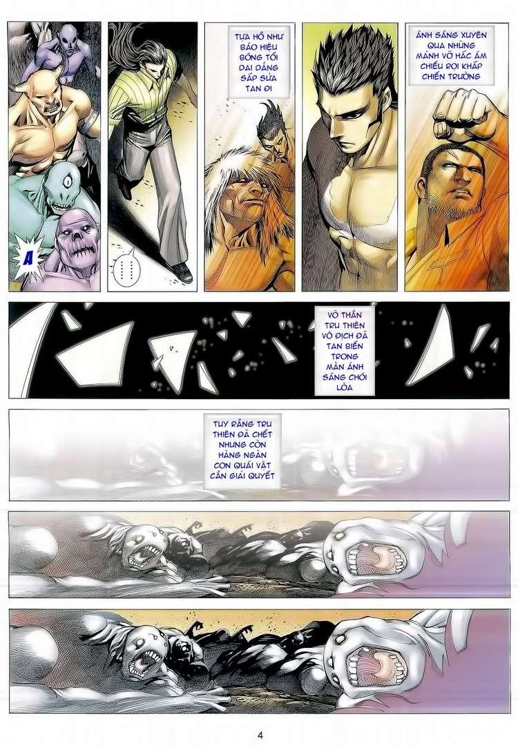 Võ Thần Phượng Hoàng chap 138 - Trang 4