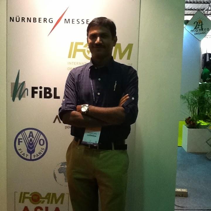 Dr.R.Senthilkumar,  MSc PhD