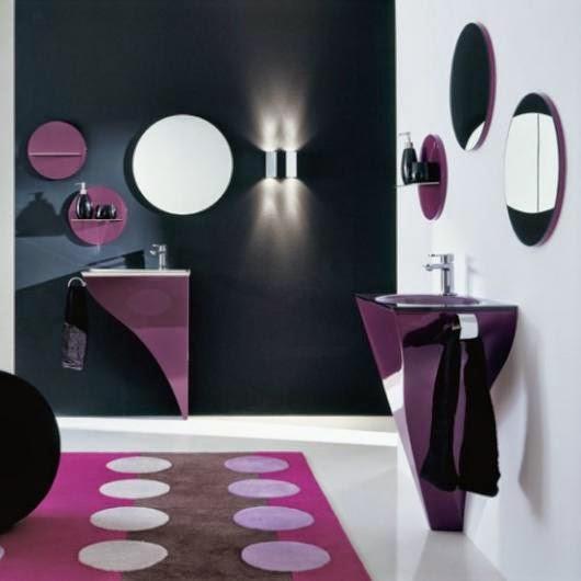 2948 3 or 1395570092 ديكورات حمامات ملونة بالصور