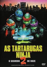 Capa - As Tartarugas Ninjas 2 - O Segredo do Ooze