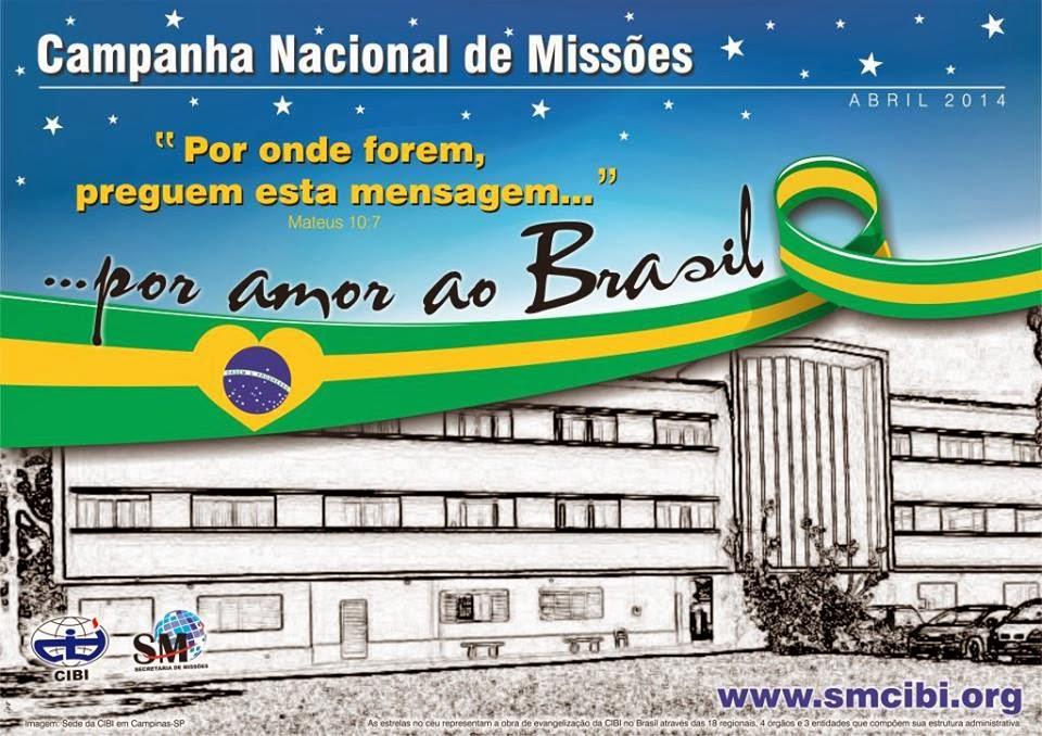 Campanha de Missões 2014