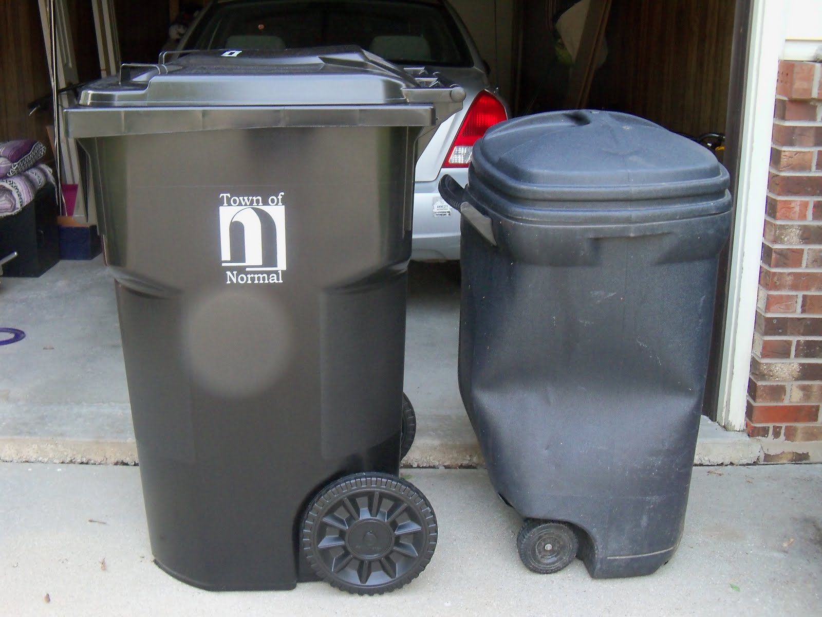 Trash Day On My Street Part 2