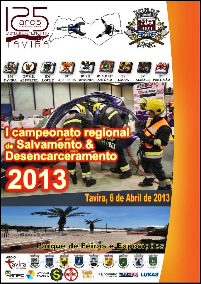 I Campeonato Regional de SD