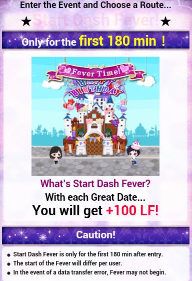 Otome otaku girl be my princess party happy birthday