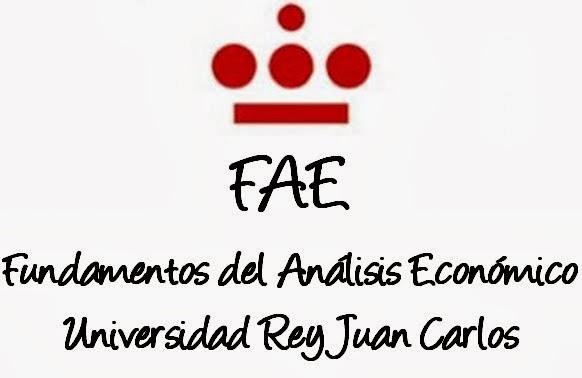 Profesor de Fundamentos del Análisis Económico de la Universidad Rey Juan Carlos