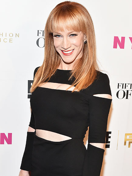 Kathy Griffin Height And Weight