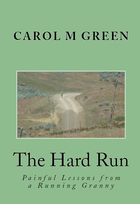 The Hard Run Book Trailer