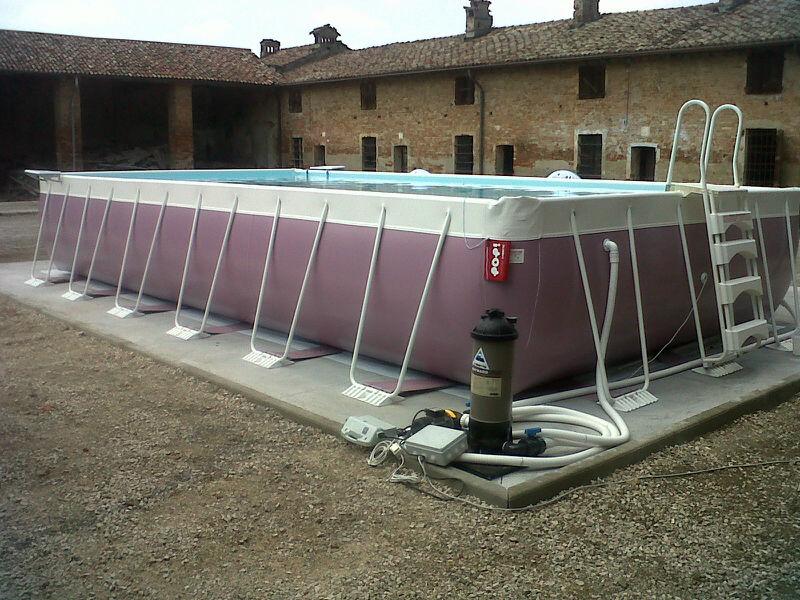 Laghetto Piscine Prezzi. Amazing Piscina Laghetto Classic With ...