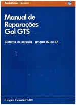 MANUAL DE REPARAÇÕES GOL GTS 1989 (AR CONDICIONADO)
