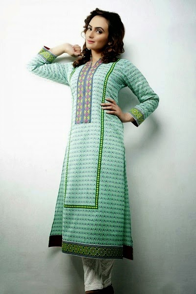 Bonanza Eid Dress Collection 2014-2015