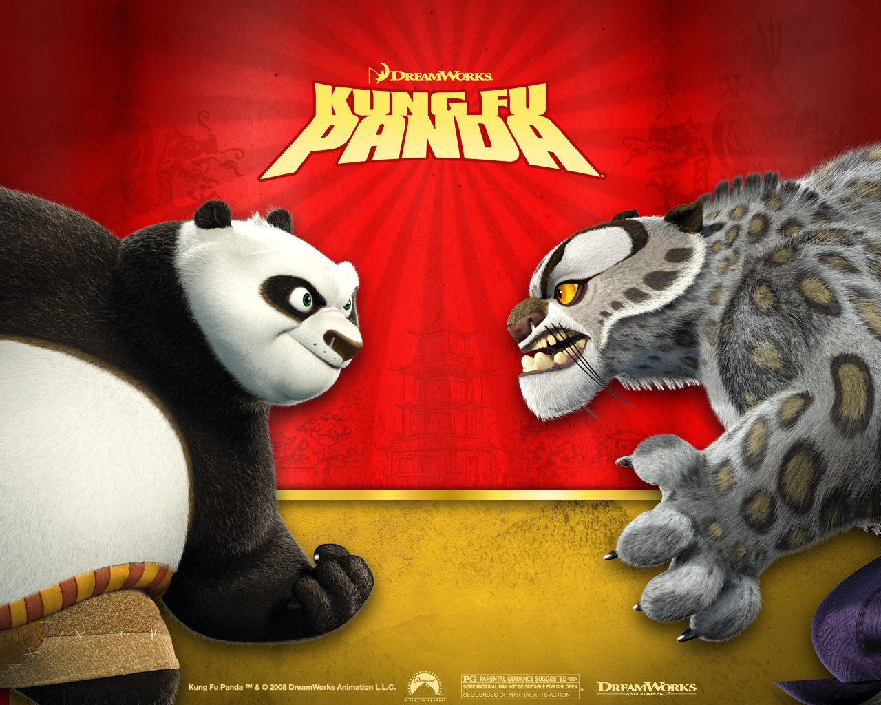 kung fu panda Kung fu panda showed out in 2008 and, eight years later, its life lessons still apply a type of gentle humor abounds it'll tickle the young uns' fancy and amuse the wrinklier persons po.
