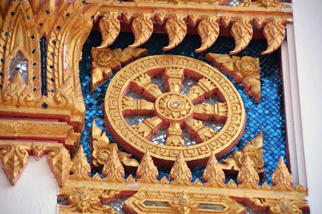 Wat Karon Phuket wheel