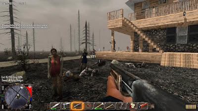 7 Days To Die Onlie Alpha v12.4 PC Full Oyun İndir
