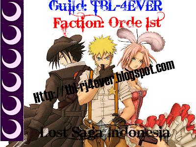 Open Guild Lost Saga Indonesia | TBL-4EVER