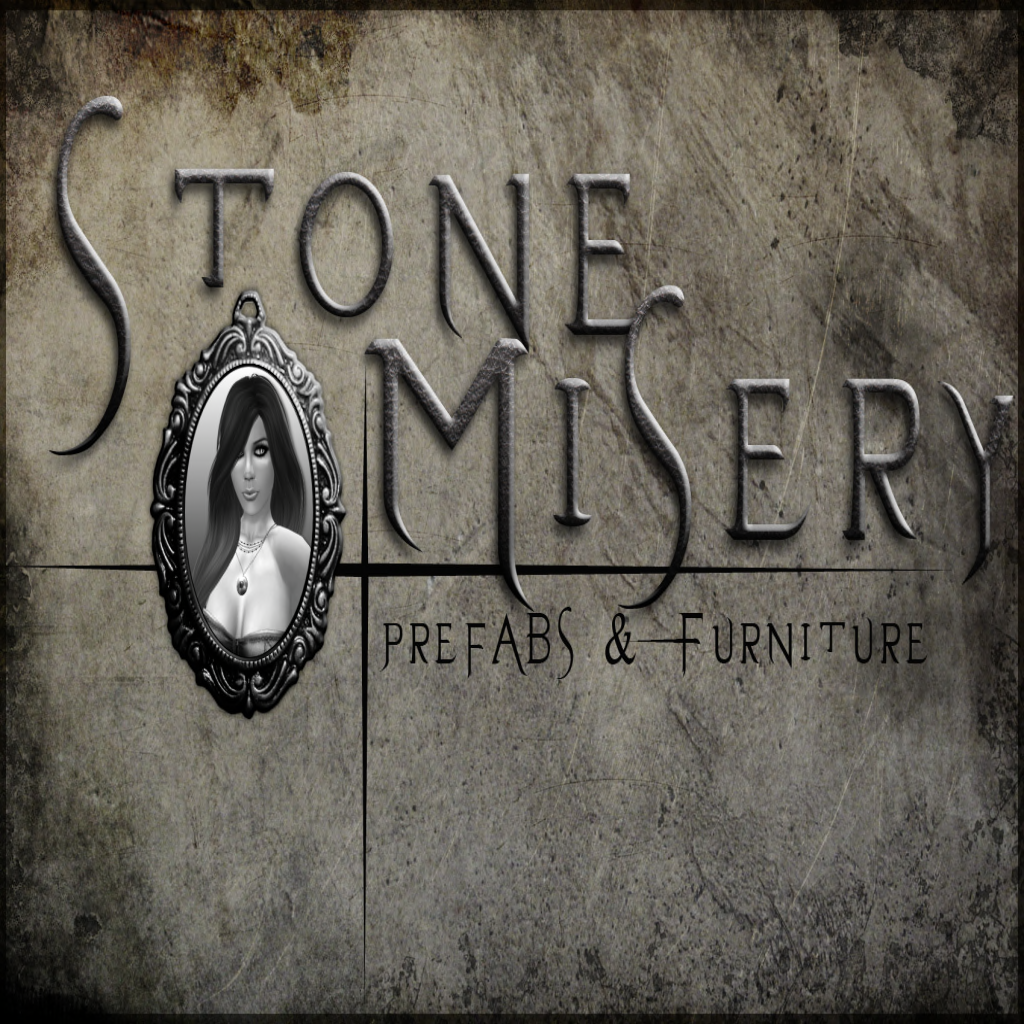 .:Stone Misery:. Prefabs & Furniture