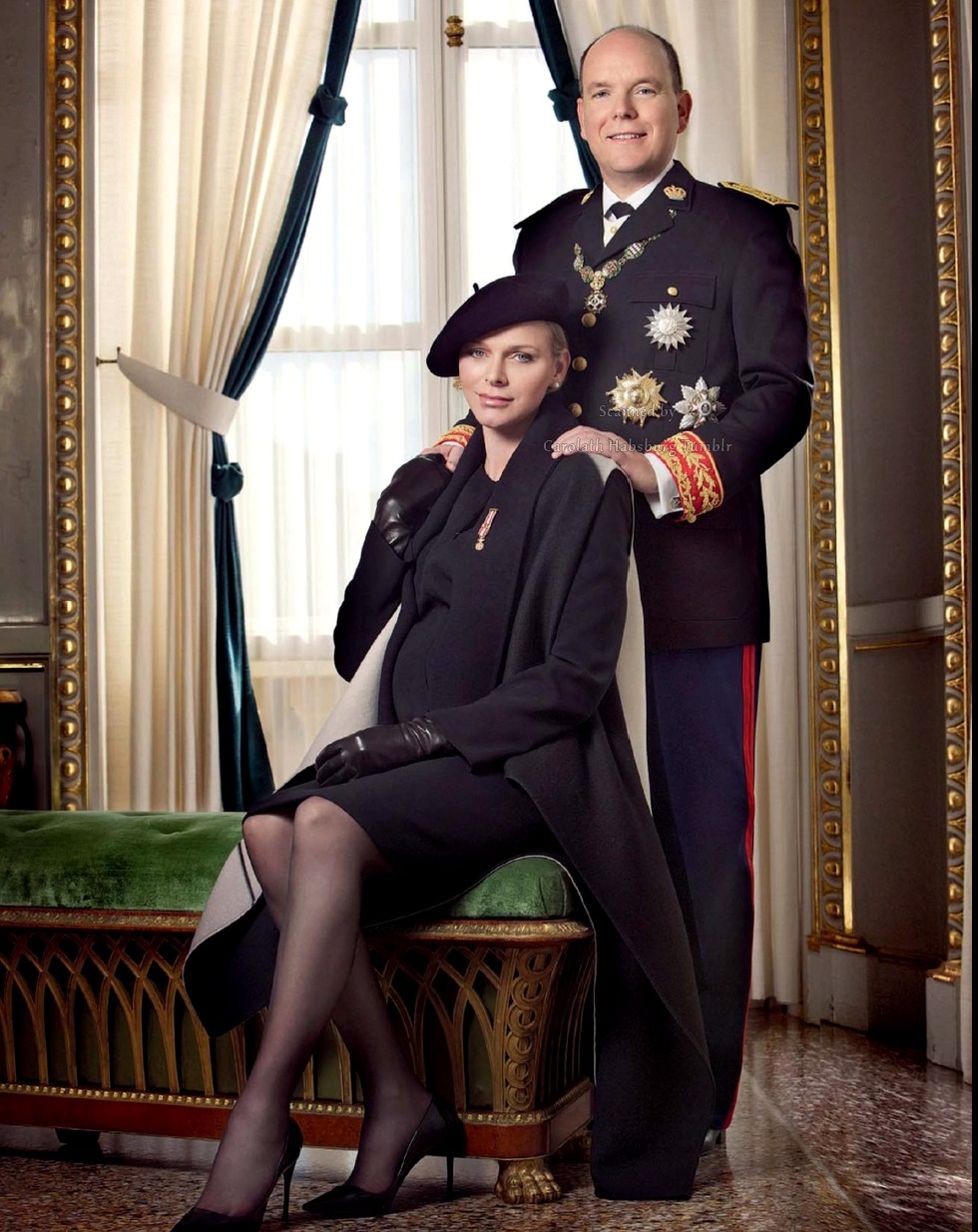 Princess Charlene of Monaco and the Privilege of the White
