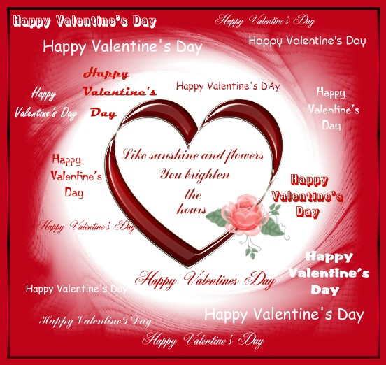 Valentines Day Beautiful Ecards