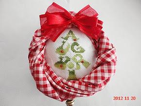 Sal di Gabriella: Mini sal di Natale - terminato!