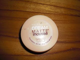 Dream Matte Mousse Foundation
