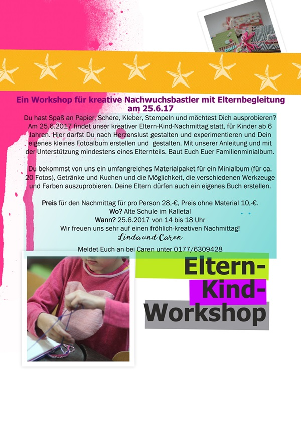 Eltern/Kind Workshop
