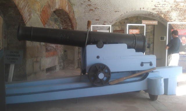 Fort Adams Canon