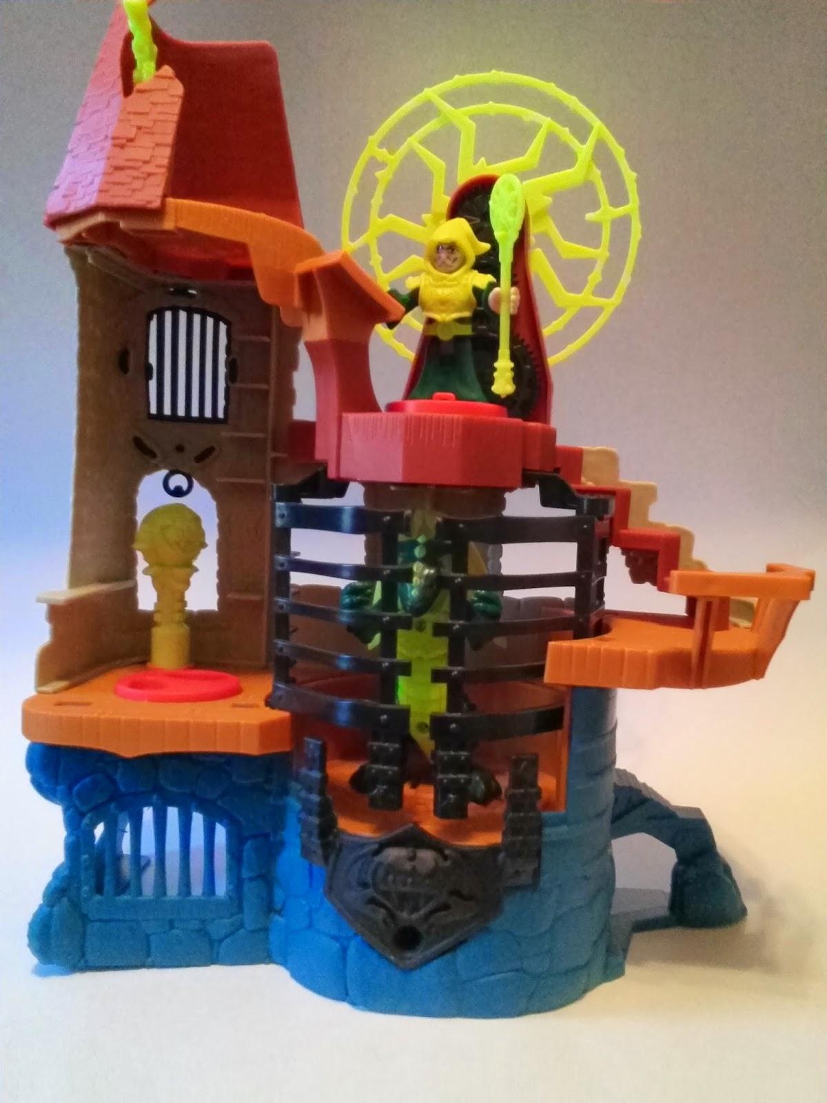 That Figures REVIEW Imaginext Castle Wizard Tower