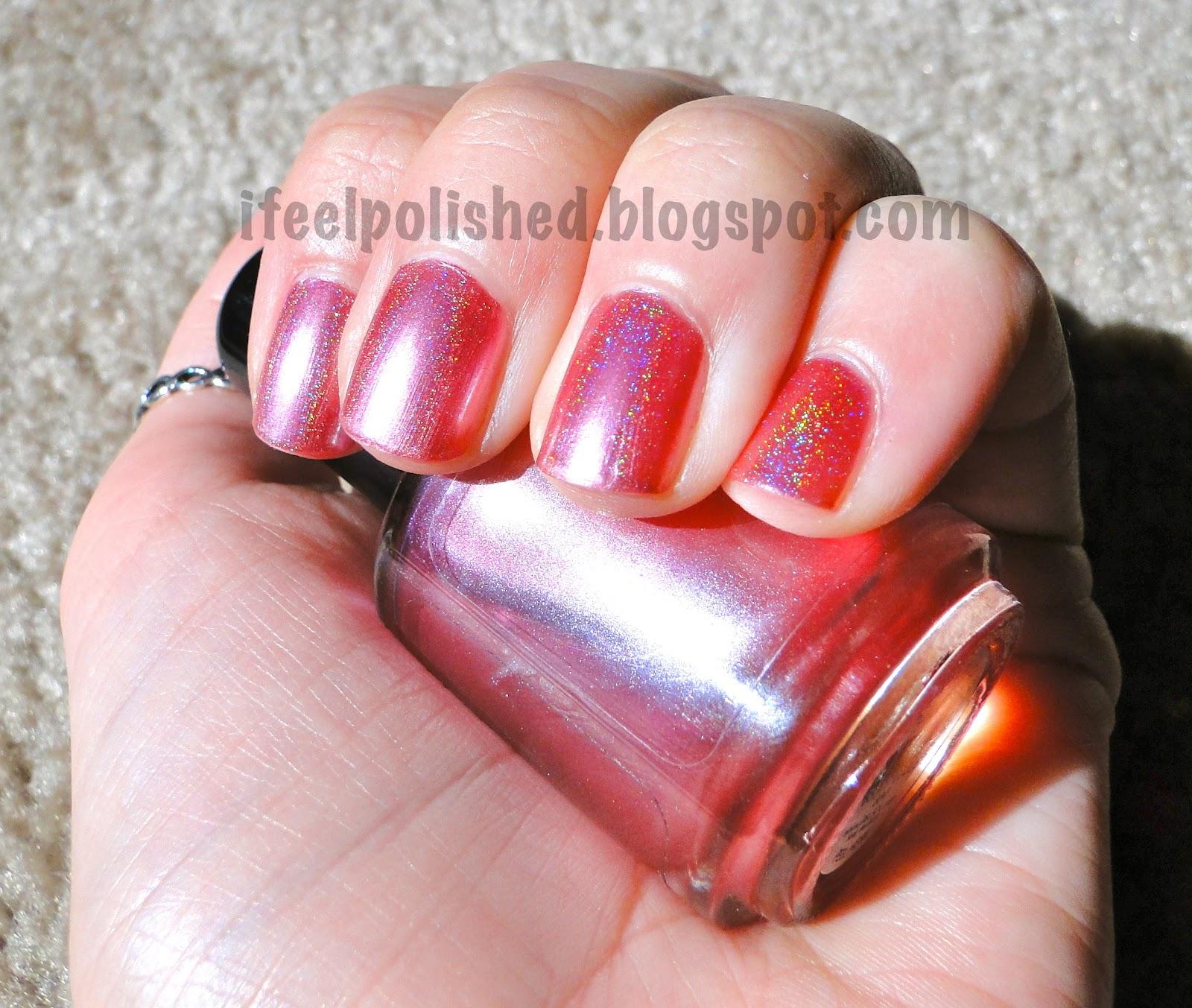 I Feel Polished!: Color Changing Holo