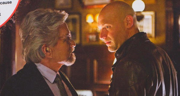 Darren Cross en Ant-Man