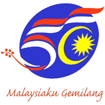 Logo Merdeka 50