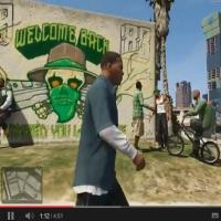 Liberado trailer oficial do GTA V