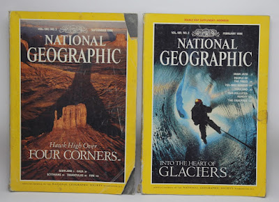 National Geographic 1996