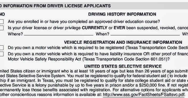 Online drivers license study guide