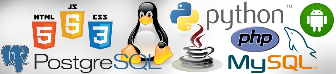 Html - Java - PHP - PostgreSQL - Javascript - MySQL - CSS
