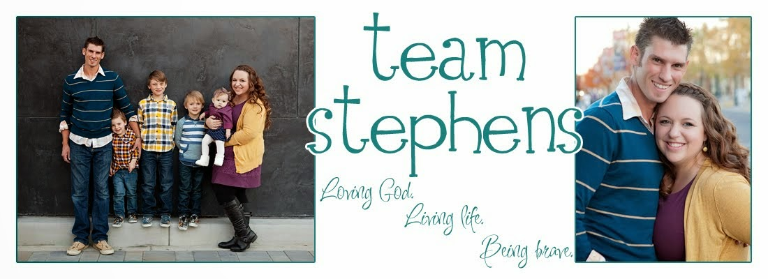 Go Team Stephens!