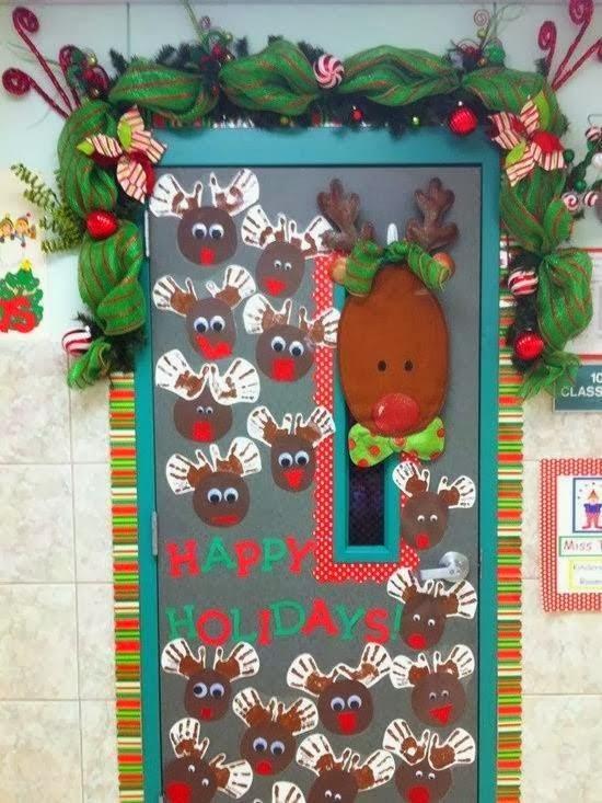 Classroom Door Decoration Ideas For Preschool Christmas : El arte de educar ideas para decorar la puerta del aula