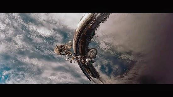 SF映画が観たくなる! 宇宙のかっこよさが詰まったまとめ映像!『CINEMA SPACE TRIBUTE』