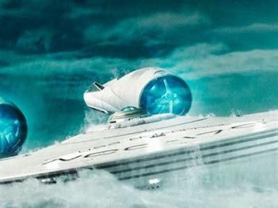 Nuevo cartel de Star Trek: En la oscuridad