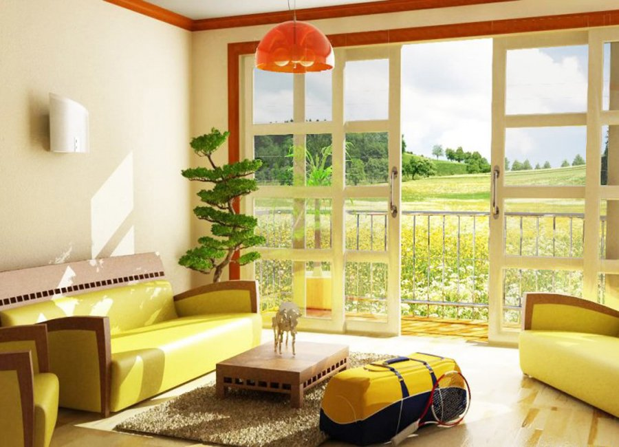 Decoracion actual de moda c mo decorar una habitaci n con for Como decorar una habitacion