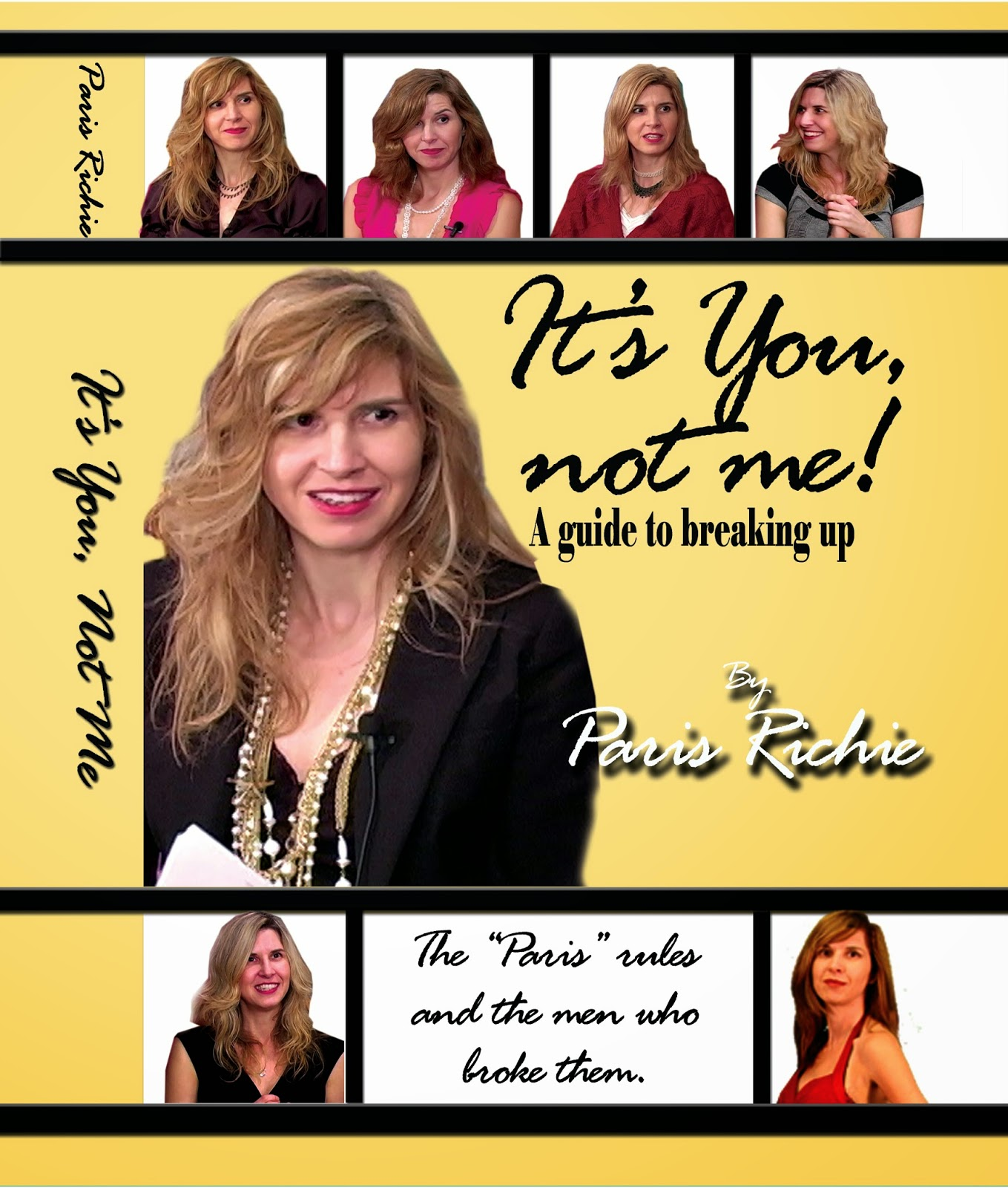 Paris Richie bio NOW on paperback!