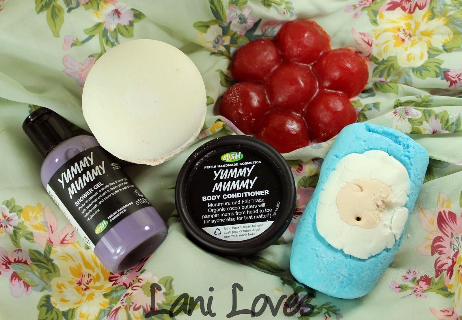 LUSH Mother's Day 2015 Preview & First Impressions