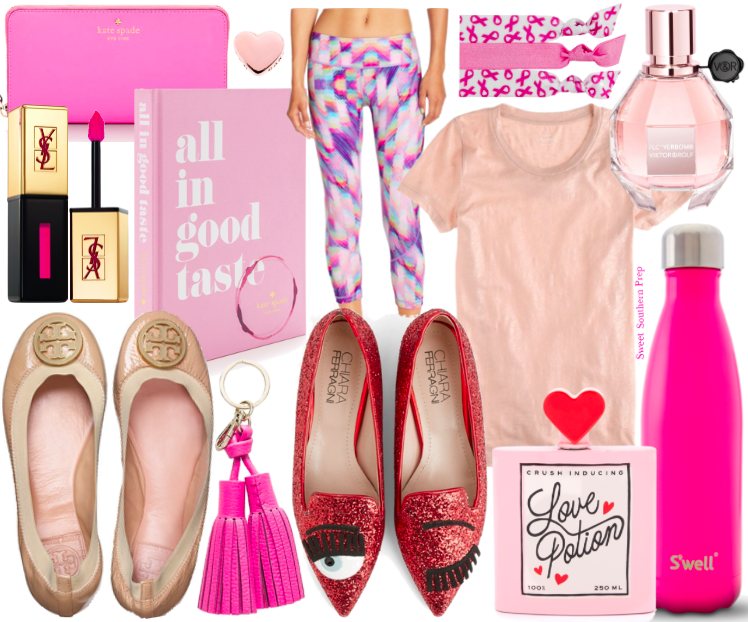 More Pink Faves