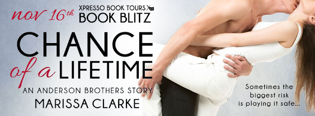 Book Blitz: Chance of a Lifetime by Marissa Clarke