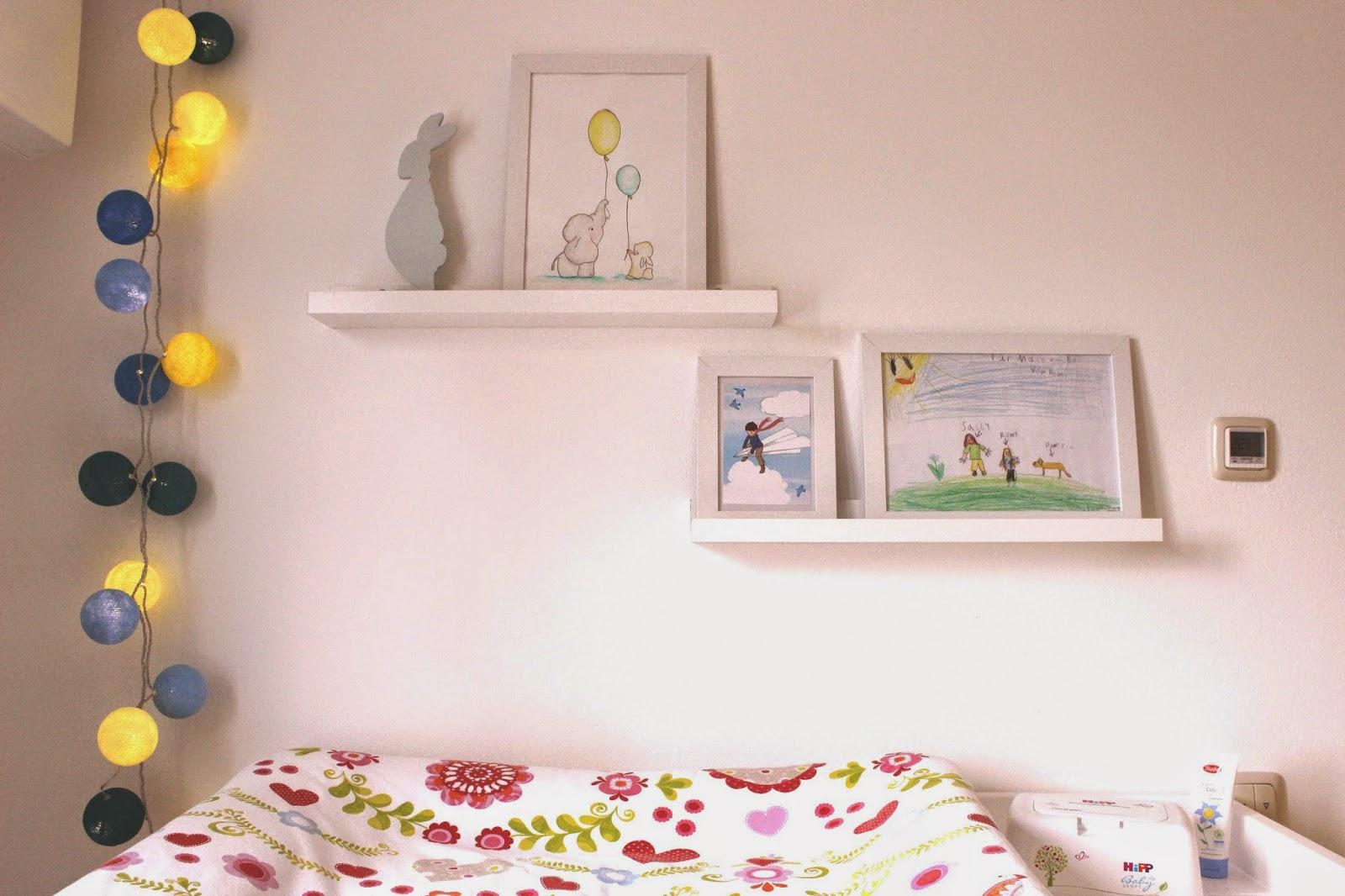 Kleeblatt: children's room kinderzimmer